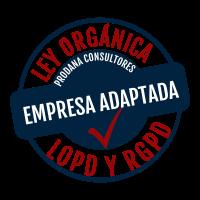 Empresa adaptada lopd y rgpd